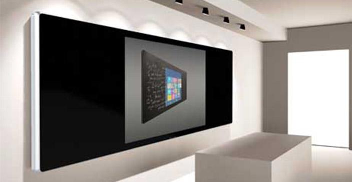 75千亿国际娱乐网址智慧教室互动黑板